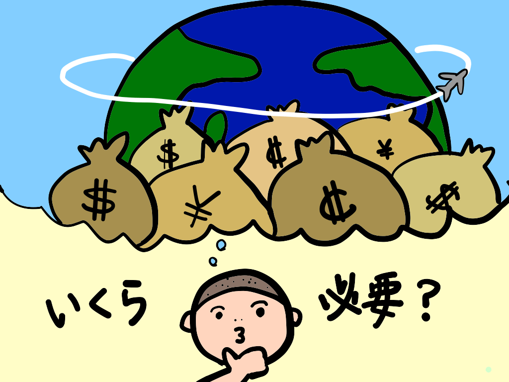 必要なお金