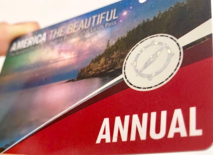 アメリカの国立公園年間パス(ANNUAL PASS)America the Beautiful2 (1)