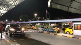 フィリピンでGrabTaxi