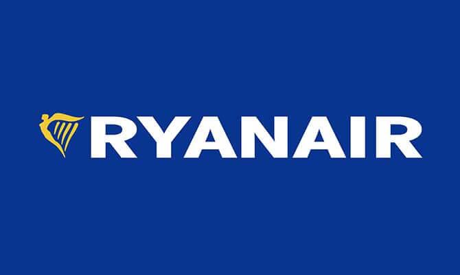 ライアンエアのロゴ