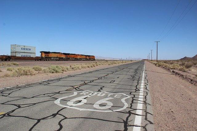 アメリカのルート662