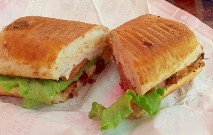 ミラクルマイルショップスのアールオブサンドイッチ(Earl of Sandwich)