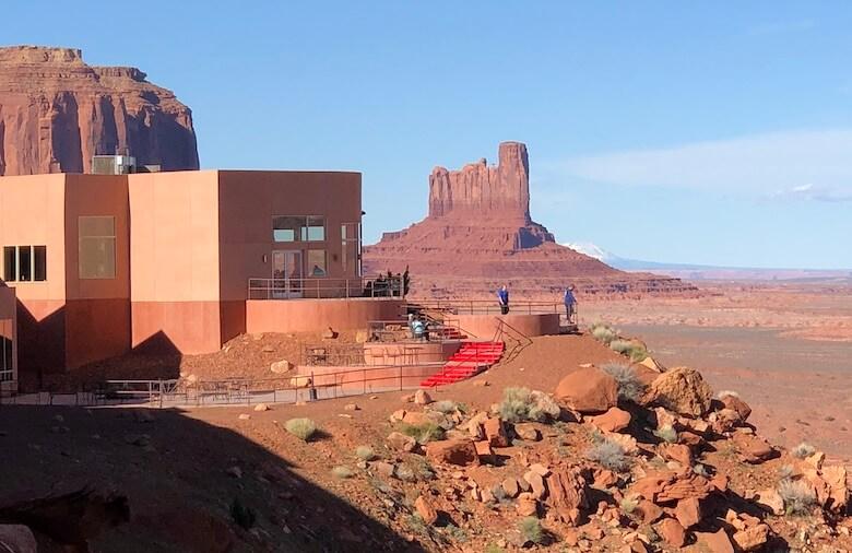 The View Hotel(ザビューホテル)と景色