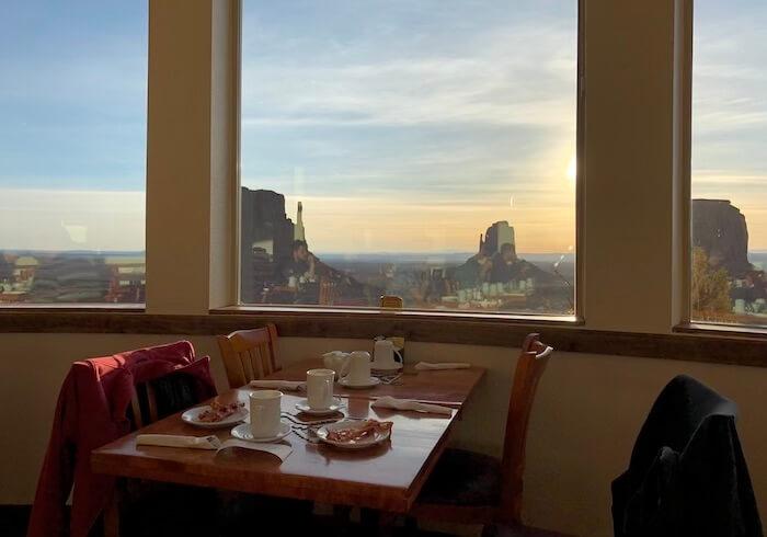 The View Hotel(ザ ビューホテル)朝食のレストラン