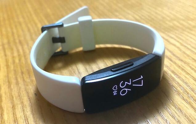Fitbit IspireHR(白)